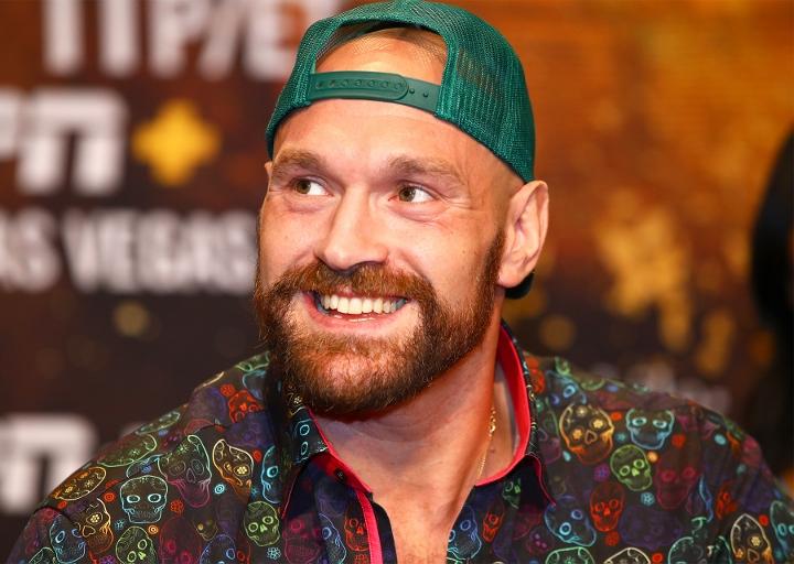 Fury es la estrella de deportes de combate mejor pagada en la lista de Forbes 2020