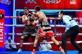 'Alacrán' Berchelt fue muy superior a Valenzuela: KOT en 6