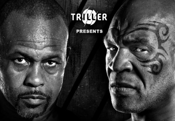 Posponen exhibición Mike Tyson vs. Roy Jones Jr. para 28/11
