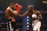 Cubano Yordenis Ugas cumple su sueño de ser campeón