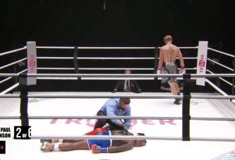 Youtuber Jake Paul noquea aparatosamente a Robinson; Badou Jack se anota victoria ante McKernan