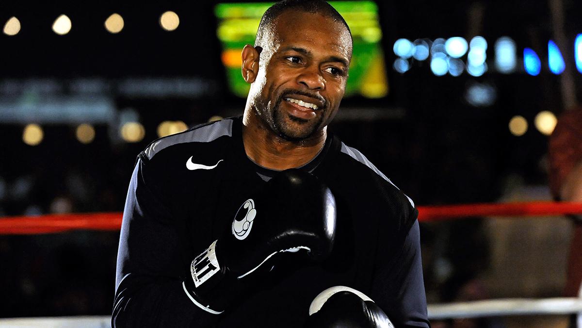 Roy Jones Jr. luce rápido  para su pelea con Tyson este sábado