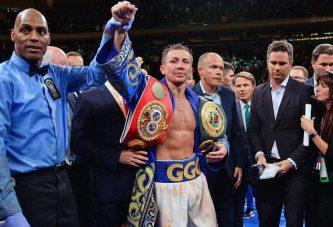 'GGG' defenderá el título de peso mediano contra Kamil Szeremeta en diciembre
