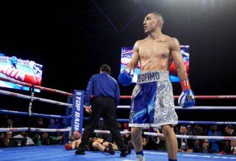 Teófimo López espera ganar $5 millones su regreso al ring en Nueva York en 2021