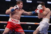 Canelo domina a Smith por doce asaltos
