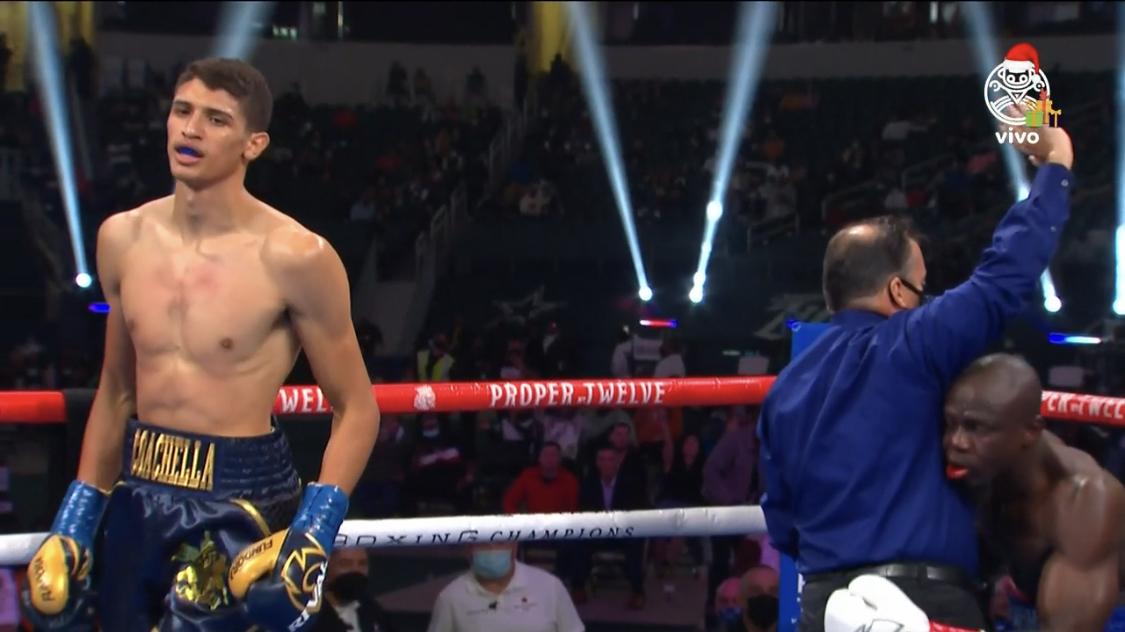 Resultados Fundora vs Ahmed; López vs Santana; Ramírez vs Flores