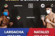 Panameño Manuel Largacha pelea hoy en Italia