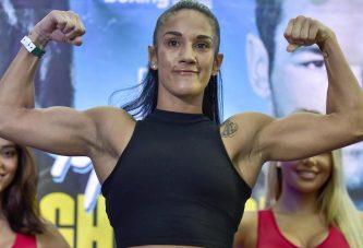 Amanda Serrano se prepara para el regreso del ring el 17 de diciembre en Hollywood