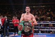Callum Smith busca venganza familiar contra Canelo Álvarez