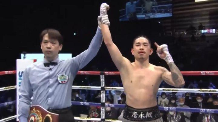 Kazuto Ioka detiene a Kosei Tanaka en el octavo asalto, retiene el título de las 115 libras