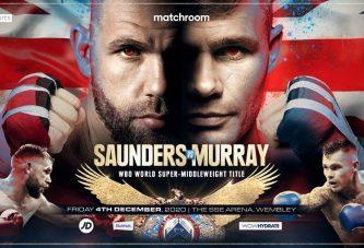 Martin Murray: No creo que Saunders haya peleado con alguien como yo