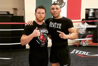 Saúl 'Canelo' Álvarez peleará con Avni Yildirim en febrero
