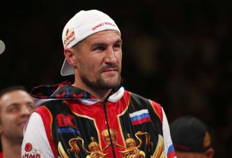 Cartelera Kovalev-Melikusiev cancelada tras doping positivo