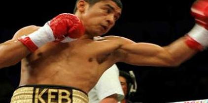 Keb defenderá ante Aguirre en México