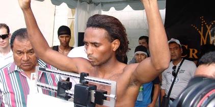 El pesaje oficial será el jueves para la cartilla que pone en marcha la temporada del 2011 en Panamá