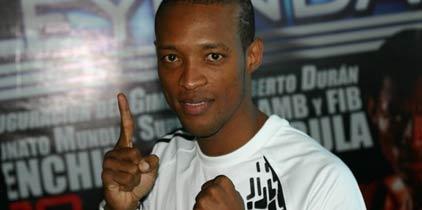 Caballero es el panameño mejor posicionado en la lista de la AMB