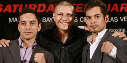 Las mejores peleas de febrero: Donaire vs Montiel, Acosta vs Ríos