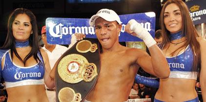 Campeón Jean Piero Pérez dedicó su triunfo a toda Guayana