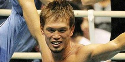 Ishida con KOT espectacular en el 1er round ante Kirkland