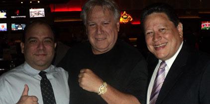 Gary Shaw: «Estoy en Panamá buscando al próximo Roberto Durán»