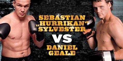 Daniel Geale le arrebató cinturón a Sebastián Sylvester