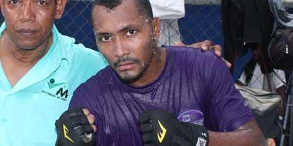 """""""Chemito"""" Moreno ratifica confianza en la victoria"""