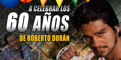 ¡Feliz cumpleaños Roberto Durán!