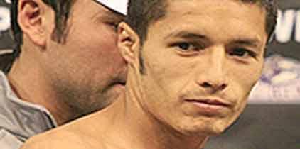 Jhonny González, rápido y furioso