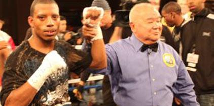 Rico Ramos se convirtió en campeón del mundo