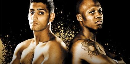 Sábado 8pm por Lo Mejor del Boxeo: Amir Khan vs. Zab Judah, súper pelea!