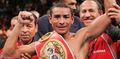Márquez va por el cinturón súper gallo con el campeón Nishioka en Las Vegas