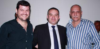 Subasta: Barros-Pelenchín 2 será en Argentina