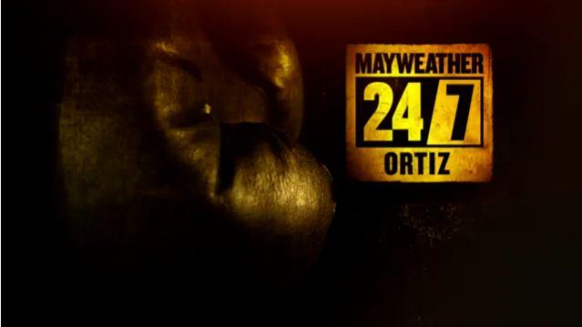 Esta noche en Lo Mejor del Boxeo: 24-7 Mayweather Ortiz