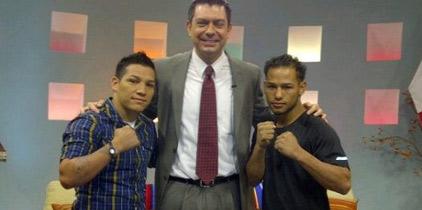 Tyson y El Nica hablan de KO