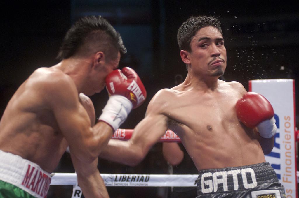 Guerrero supera a Martínez y se corona