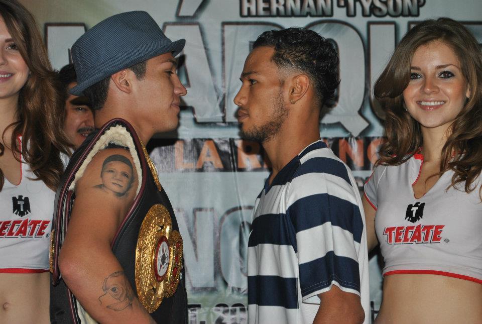 Concepción y Márquez cara a cara en Hermosillo
