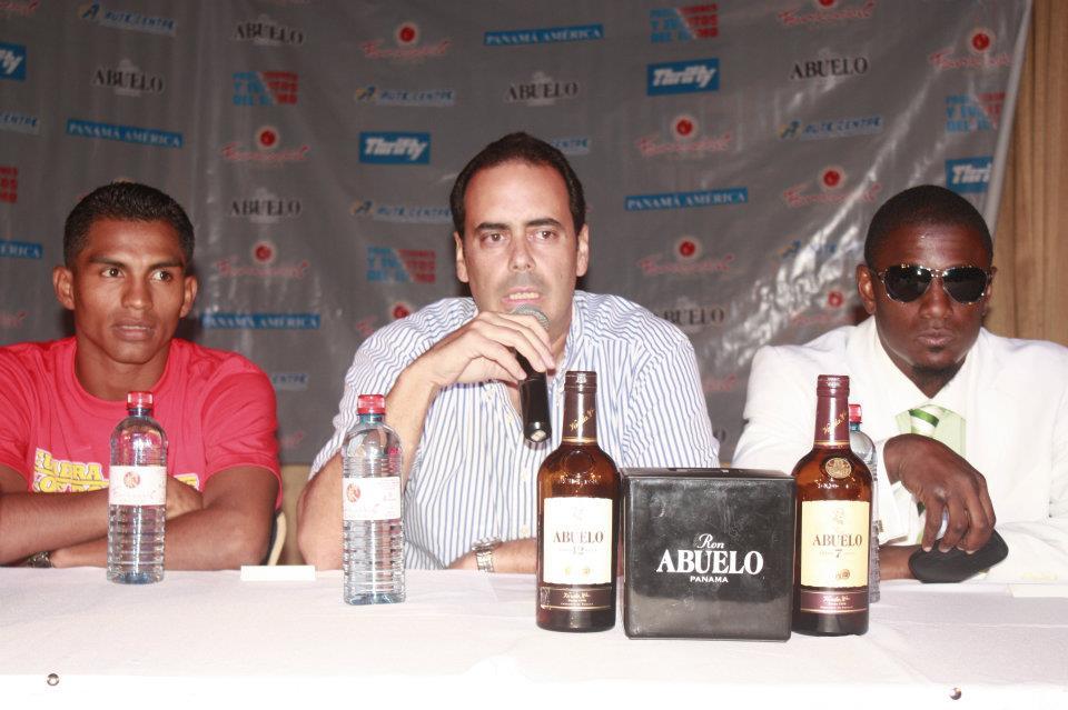 Ricardo Nuñez vs Juan Esquer el 23 de noviembre