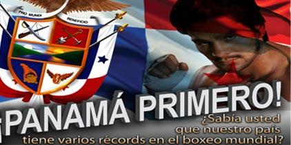 Hoy en Lo Mejor del Boxeo: Panamá Primero