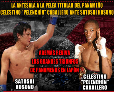 Panamá y Japón, rica historia boxística