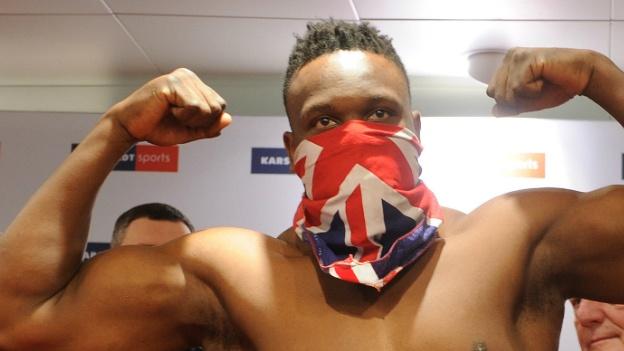 WBC suspende a Chisora