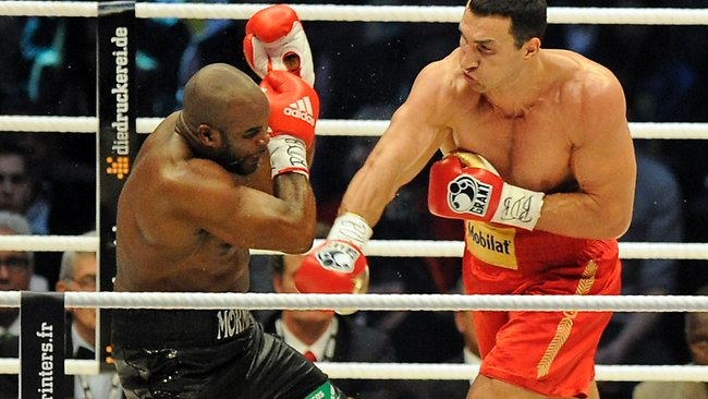 Klitschko noqueó a Mormeck, consigue su KO #50
