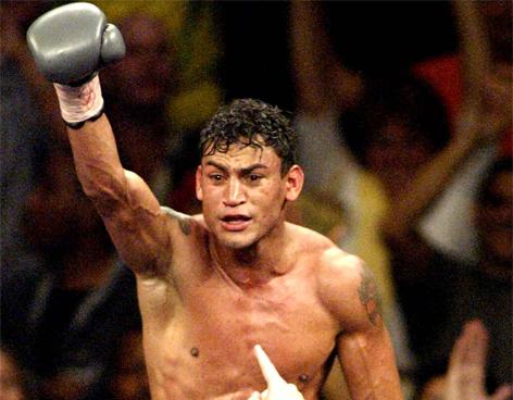 """""""Popo"""" Freitas vuelve al boxeo"""