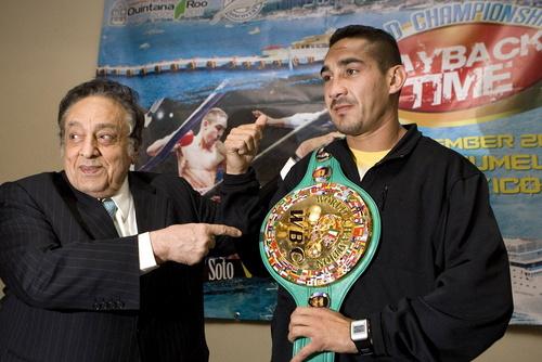 Soto-Matthysse será eliminatoria WBC