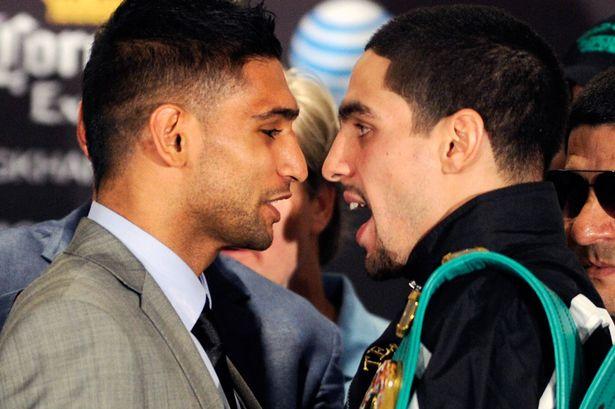 Amir Khan vs Danny García en vivo por Lo Mejor del Boxeo a las 8pm