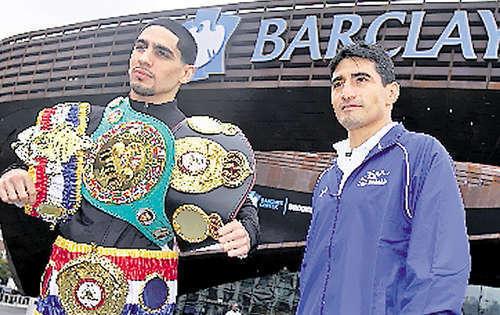 Danny García noqueó espectacularmente a Erik 'Terrible' Morales. Quillín, Alexander y Malignaggi ganan.