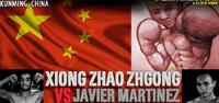 Xiong Zhao Zhong ganó a Rodríguez Resendiz por el título mínimo CMB