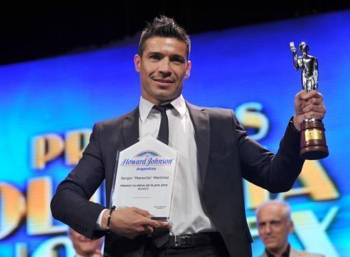 «Maravilla» Martínez: el mejor de 2012 por encima de Messi