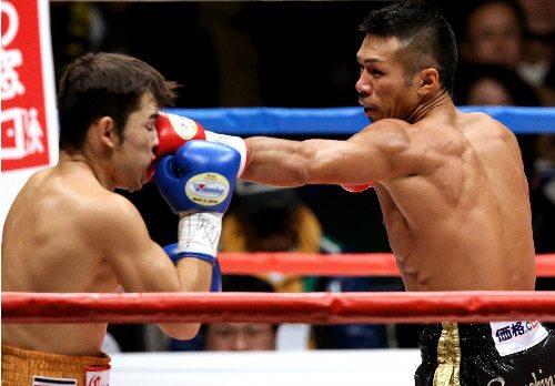 Resultados de peleas titulares en Japón