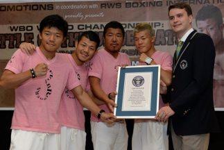 Hermanos Kameda reconocidos por Record Guinness