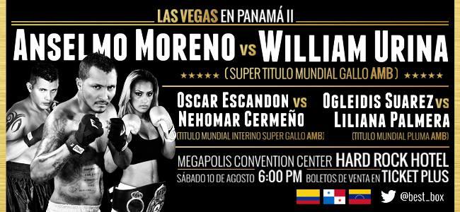 Este sábado «Las Vegas vuelve a Panamá»